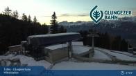 Archiv Foto Tulfes: Mittelstation Glungezer Video-Webcam 22:00