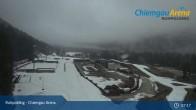 Archiv Foto Webcam Ruhpolding: Livestream Chiemgau Arena 07:00