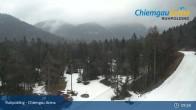 Archiv Foto Webcam Ruhpolding: Livestream Chiemgau Arena 09:00