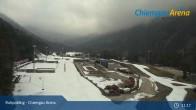 Archiv Foto Webcam Ruhpolding: Livestream Chiemgau Arena 11:00