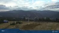 Archiv Foto Webcam Spindlermühle: Bergstation Sessellift Svaty Petr 16:00