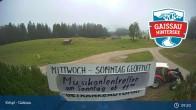 Archiv Foto Webcam Gaissau-Hintersee: Spielbergalm 03:00