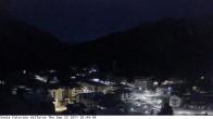 Archived image Webcam Santa Caterina Valfurva - Base Area Paradiso 20:00