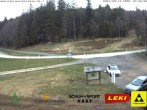 Archiv Foto Webcam Loipenzentrum Hohtann-Belchen 08:00