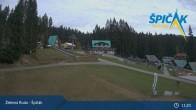 Archiv Foto Webcam Spicak - Talstation Sessellift 05:00