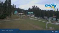 Archiv Foto Webcam Spicak - Talstation Sessellift 07:00