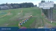Archiv Foto Webcam Zelezna Ruda - Skiareal Nad Nadrazim 19:00