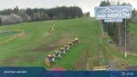 Archiv Foto Webcam Zelezna Ruda - Skiareal Nad Nadrazim 01:00