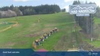 Archiv Foto Webcam Zelezna Ruda - Skiareal Nad Nadrazim 03:00