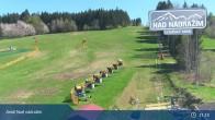 Archiv Foto Webcam Zelezna Ruda - Skiareal Nad Nadrazim 05:00