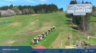 Archiv Foto Webcam Zelezna Ruda - Skiareal Nad Nadrazim 07:00