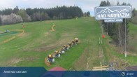 Archiv Foto Webcam Zelezna Ruda - Skiareal Nad Nadrazim 09:00