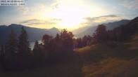 Archived image Webcam Aeschi - Ski hut Aeschiallmend 00:00