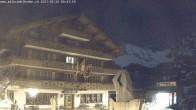 Archiv Foto Webcam Adelboden - Hotel Adler 23:00