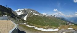 Archiv Foto Webcam Crans Montana - Bergstation Les Violettes 10:00