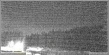Archiv Foto Webcam Pokljuka: Biathlonstadion Eingang 22:00