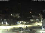 Archiv Foto Webcam Lennestadt: Thomas-Morus-Platz und Kirche in Altenhundem 22:00