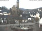 Archiv Foto Webcam Lennestadt: Thomas-Morus-Platz und Kirche in Altenhundem 00:00
