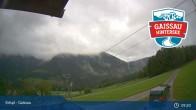 Archived image Webcam Gaissau-Hintersee: Restaurant Schirla-Stub'n 03:00