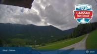 Archived image Webcam Gaissau-Hintersee: Restaurant Schirla-Stub'n 09:00