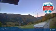 Archived image Webcam Gaissau-Hintersee: Restaurant Schirla-Stub'n 01:00