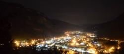 Archiv Foto Webcam Mayrhofen im Zillertal - Ortsblick 20:00