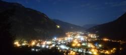 Archiv Foto Webcam Mayrhofen im Zillertal - Ortsblick 18:00