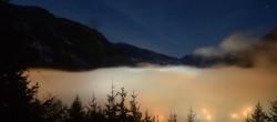 Archiv Foto Webcam Mayrhofen im Zillertal - Ortsblick 21:00