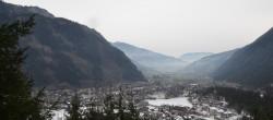 Archiv Foto Webcam Mayrhofen im Zillertal - Ortsblick 06:00