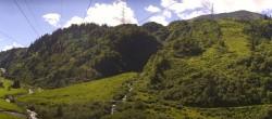 Archiv Foto Webcam Stuben am Arlberg - Ortsblick 04:00