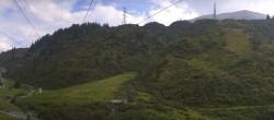 Archived image Webcam Stuben am Arlberg - Town View 10:00