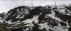 Archiv Foto Webcam Stuben am Arlberg - Ortsblick 02:00