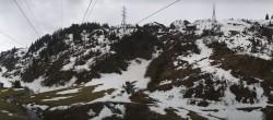 Archiv Foto Webcam Stuben am Arlberg - Ortsblick 08:00
