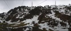 Archiv Foto Webcam Stuben am Arlberg - Ortsblick 10:00