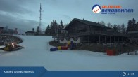 Archiv Foto Webcam Kasberg: Farrenau - Kinderschiarena 21:00