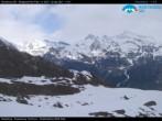 Archiv Foto Webcam Monterosa Ski - Antagnod Bergstation 08:00