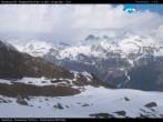 Archiv Foto Webcam Monterosa Ski - Antagnod Bergstation 10:00