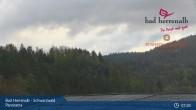 Archiv Foto Webcam Bad Herrenalb: Hotel Schwarzwald Panorama 01:00
