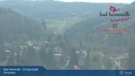 Archiv Foto Webcam Bad Herrenalb: Hotel Schwarzwald Panorama 11:00