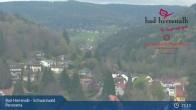 Archiv Foto Webcam Bad Herrenalb: Hotel Schwarzwald Panorama 13:00