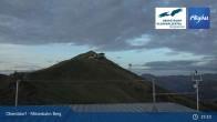Archived image Webcam Oberstdorf - Möserbahn Top Station 21:00