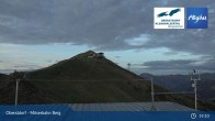 Archived image Webcam Oberstdorf - Möserbahn Top Station 23:00