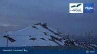 Archived image Webcam Oberstdorf - Möserbahn Top Station 22:00