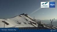Archived image Webcam Oberstdorf - Möserbahn Top Station 02:00