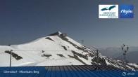 Archived image Webcam Oberstdorf - Möserbahn Top Station 04:00