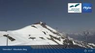 Archived image Webcam Oberstdorf - Möserbahn Top Station 06:00