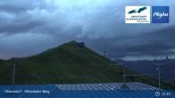 Archiv Foto Webcam Oberstdorf - Möserbahn Berg 21:00