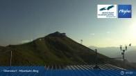 Archiv Foto Webcam Oberstdorf - Möserbahn Berg 01:00