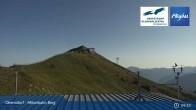Archiv Foto Webcam Oberstdorf - Möserbahn Berg 03:00