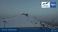 Archiv Foto Webcam Oberstdorf - Möserbahn Berg 19:00